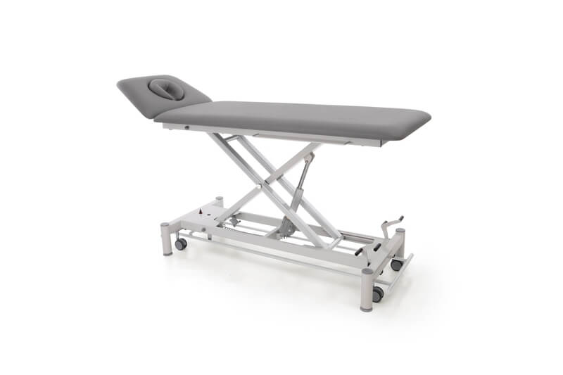 Hydraulische massagetafels