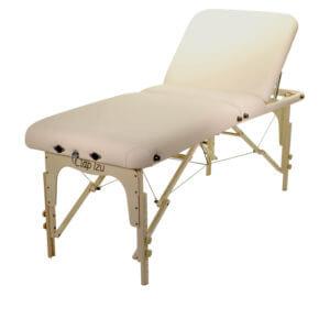 Mobiele massagetafel voor schoonheidsbehandeling | demassagetafel-specialist.nl