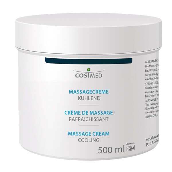 Massagecreme koelend | demassagetafel-specialist.nl