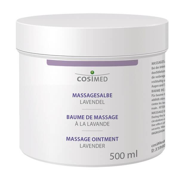 Massagezalf Lavendel | demassagetafel-specialist.nl